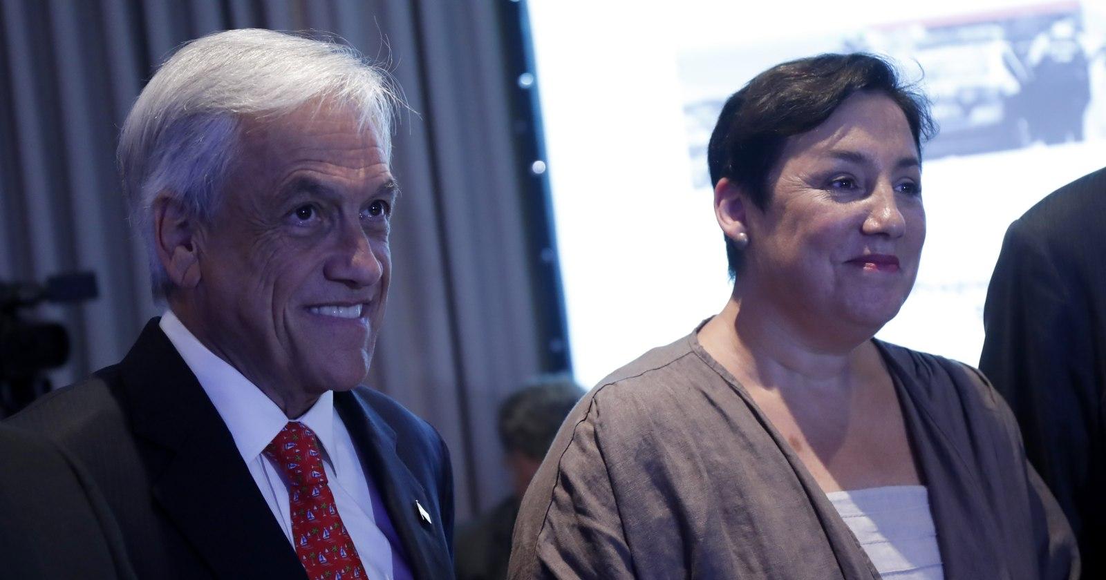 """""""Dijo que estábamos en guerra. Eso tiene efectos"""": Beatriz Sánchez barre con gestión de Piñera"""