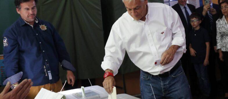 Gobierno desmiente que cambio de domicilio electoral de Sebastián Piñera sea por miedo a protestas