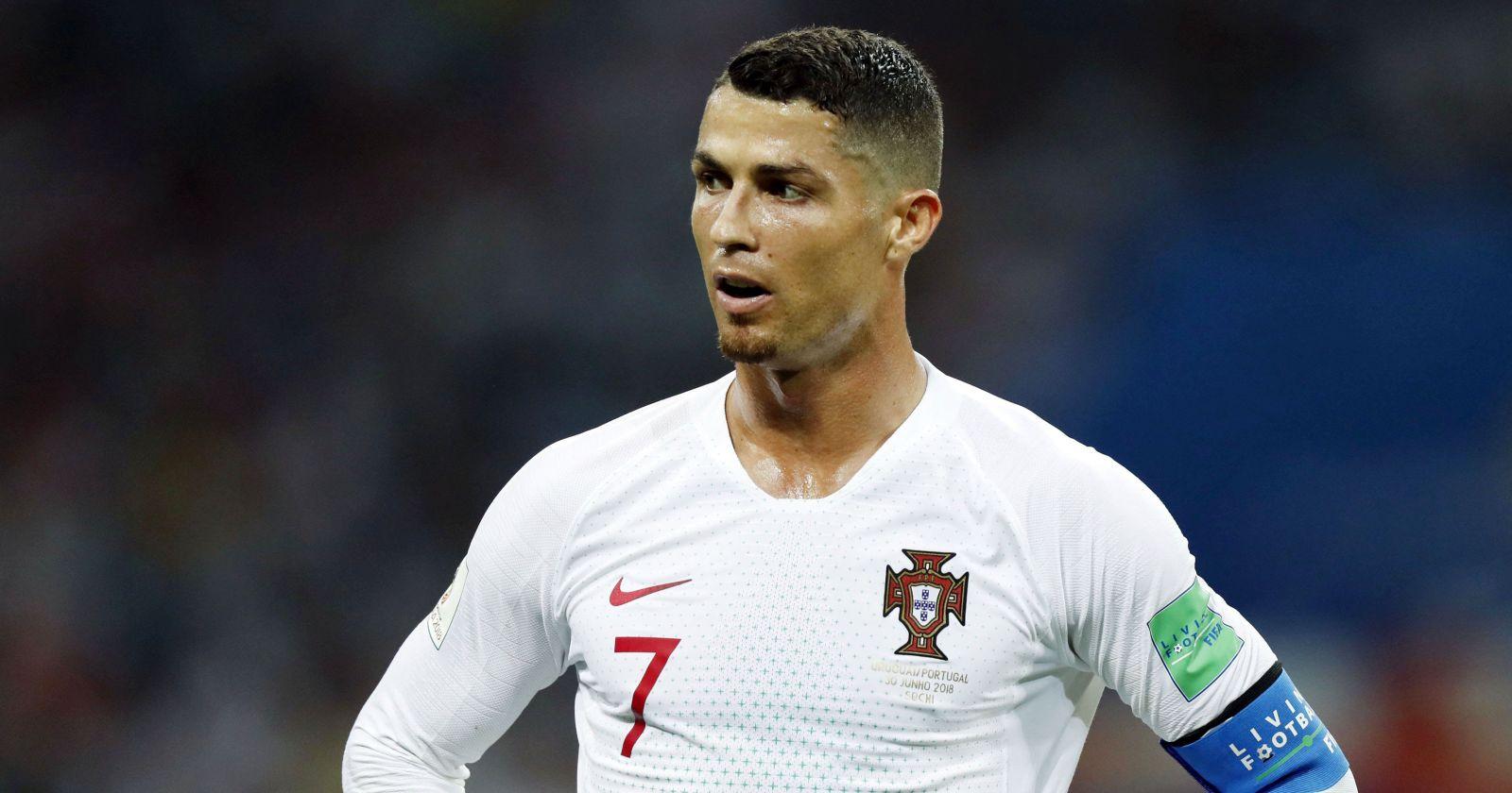 Alerta en el fútbol mundial: Cristiano Ronaldo dio positivo por coronavirus