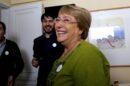 Bachelet Apruebo