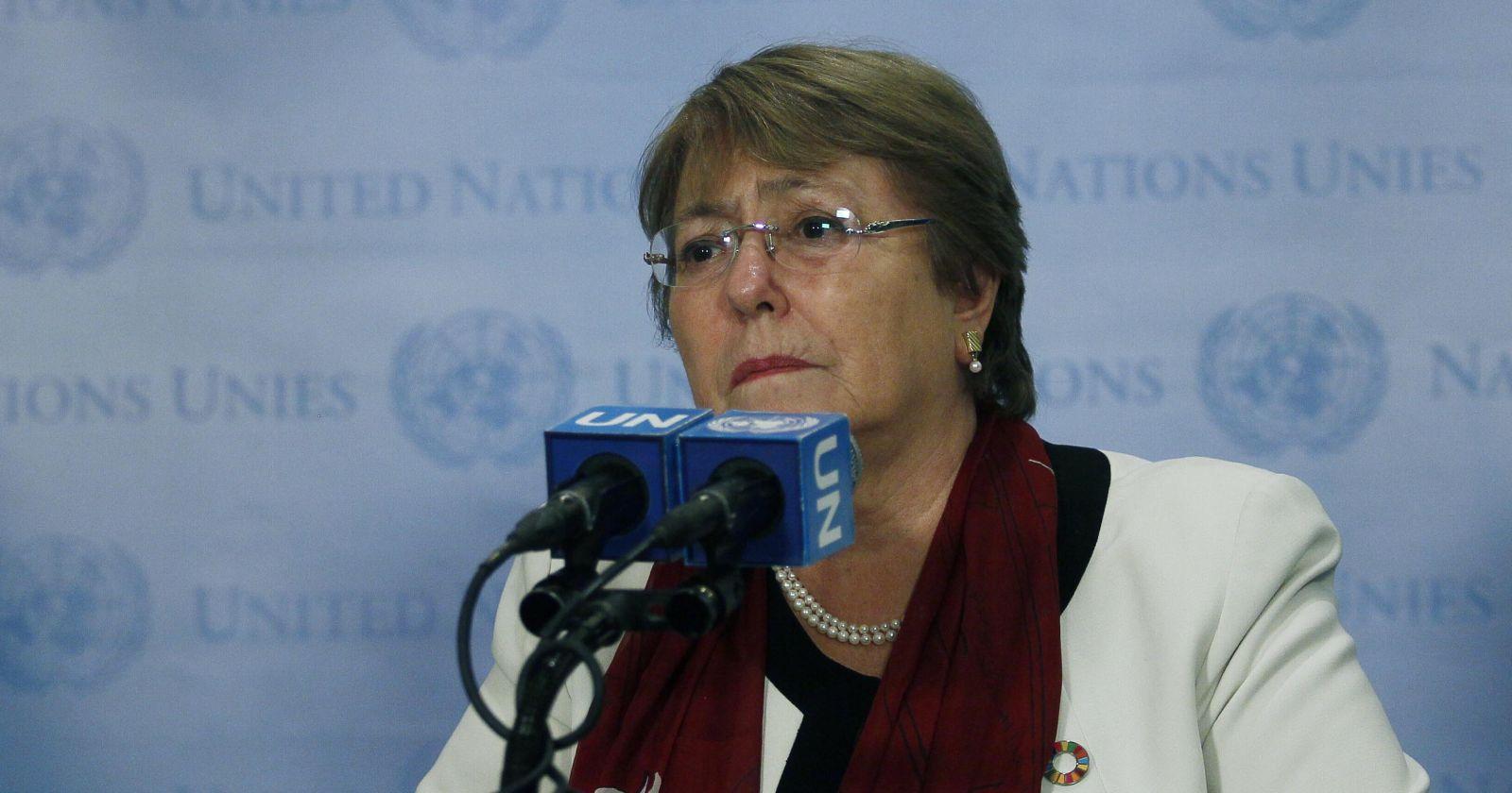 La llamada secreta de Bachelet a Alberto Fernández para convencerlo de apoyar informe sobre Venezuela