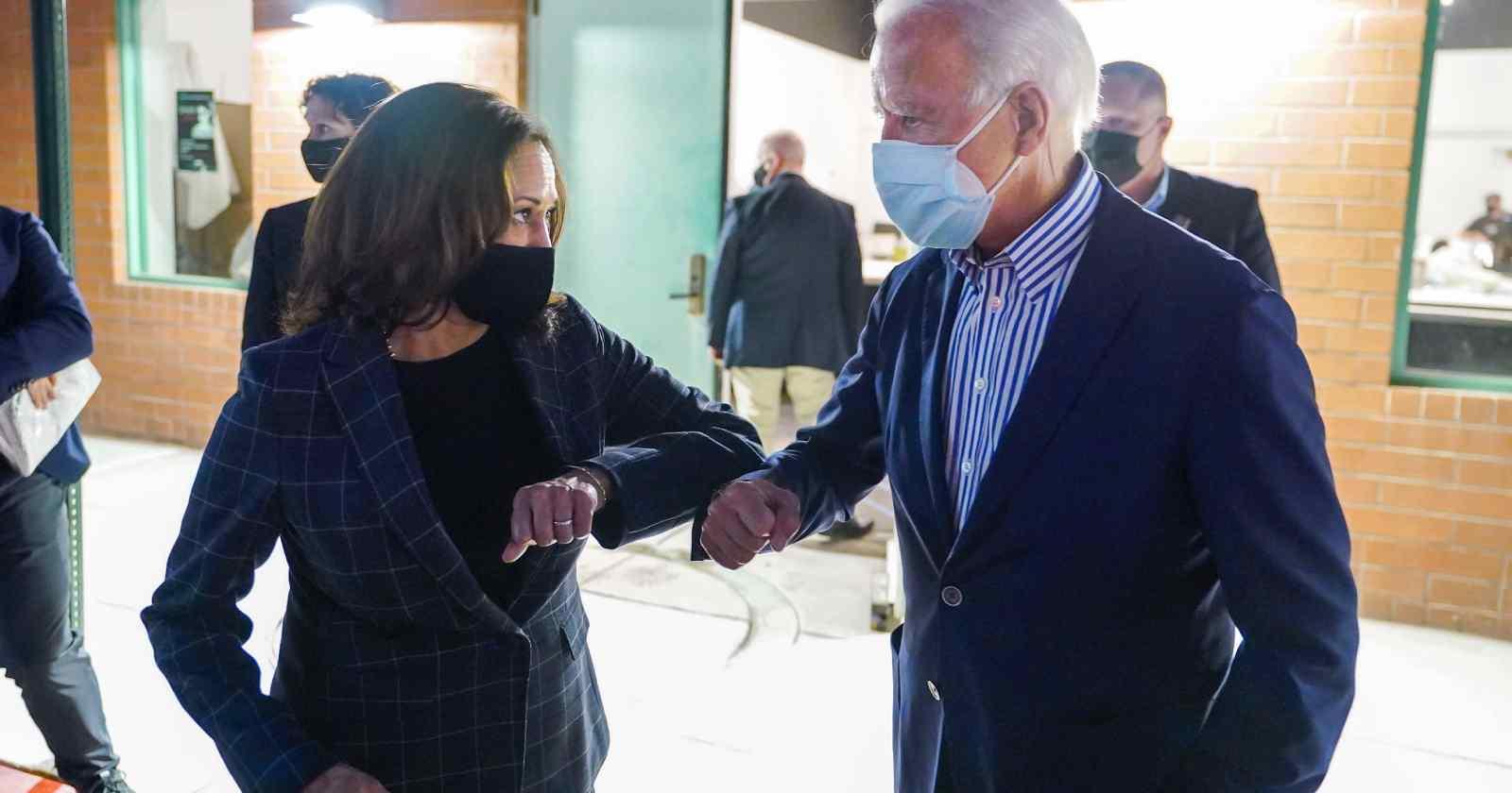 """""""Kamala Harris suspende actividades de campaña luego que colaboradores dieran positivo de coronavirus"""""""