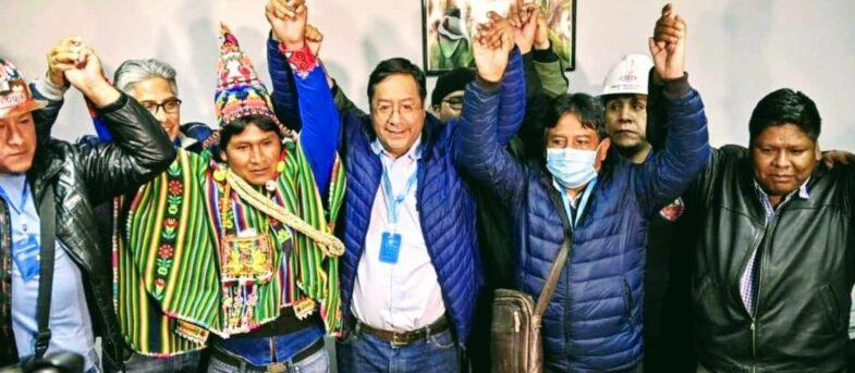 Luis Arce gana elecciones: ex ministro de Evo Morales será el nuevo presidente de Bolivia