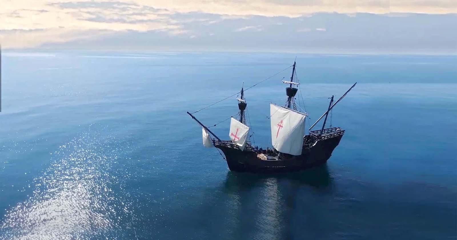 """Documental """"La gran travesía"""" revive la histórica epopeya de Fernando de Magallanes"""