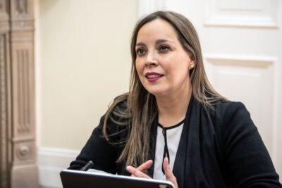 Intendenta de Magallanes entra en cuarentena preventiva por contagio de seremi