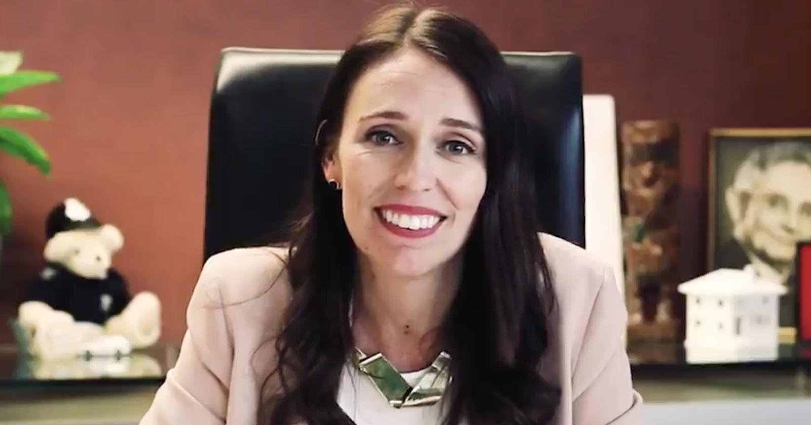 Jacinda Ardern se impuso en las elecciones de Nueva Zelanda