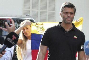 Leopoldo López dejó la embajada de España en Caracas y salió de Venezuela