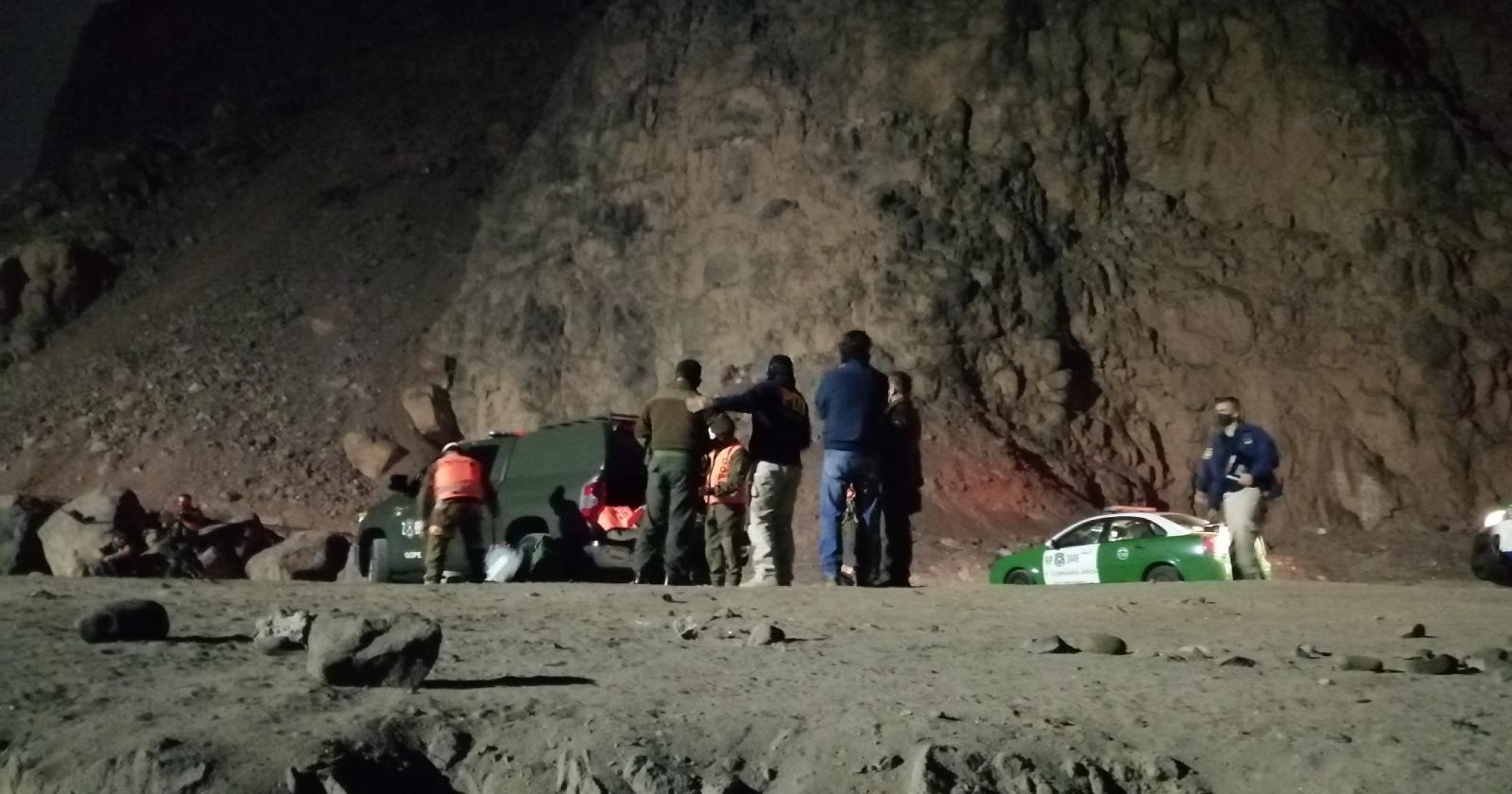 Investigan muerte de joven de 16 años tras caer de Morro de Arica