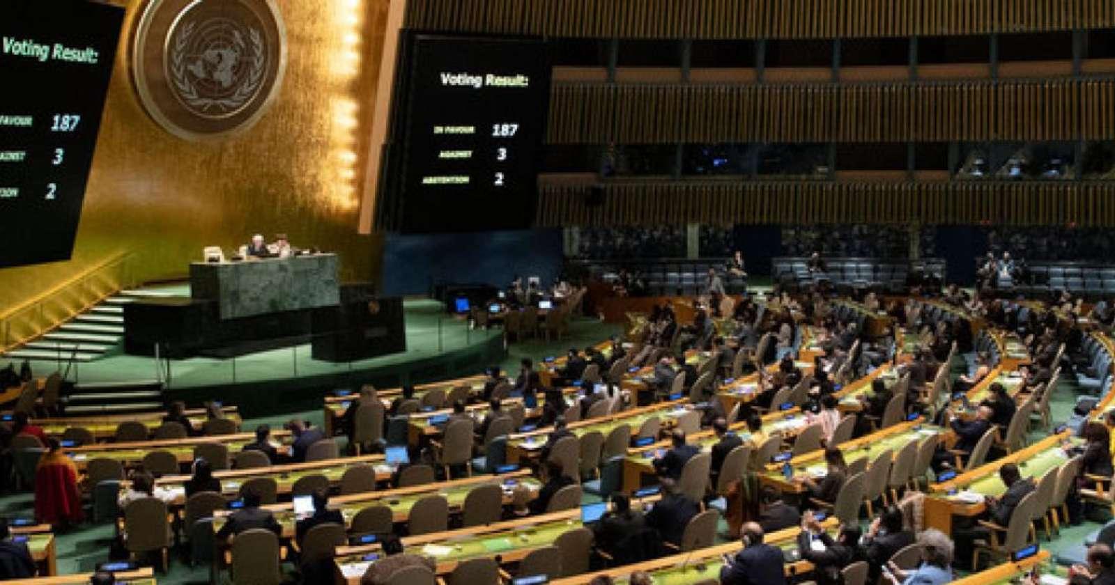 Cuba, Rusia y China integrarán Consejo de Derechos Humanos de la ONU