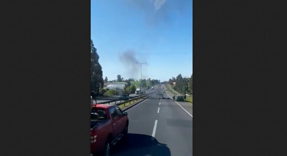 """""""Liberan video de incidente que le costó la vida a carabinero en La Araucanía"""""""