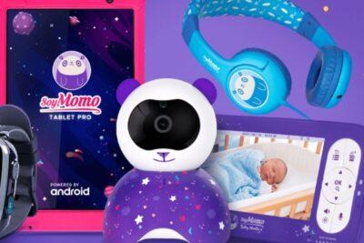SoyMomo: tablets inteligentes y tecnología exclusivamente para niños
