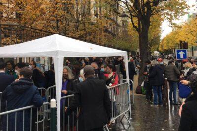 FOTOS + VIDEO – Chilenas en Europa relatan cómo ha sido su votación en el plebiscito
