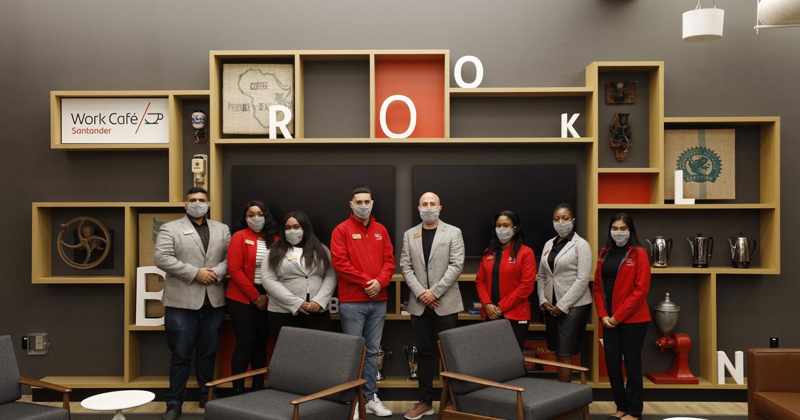 Santander inaugura el primer Work Café de Estados Unidos en Brooklyn