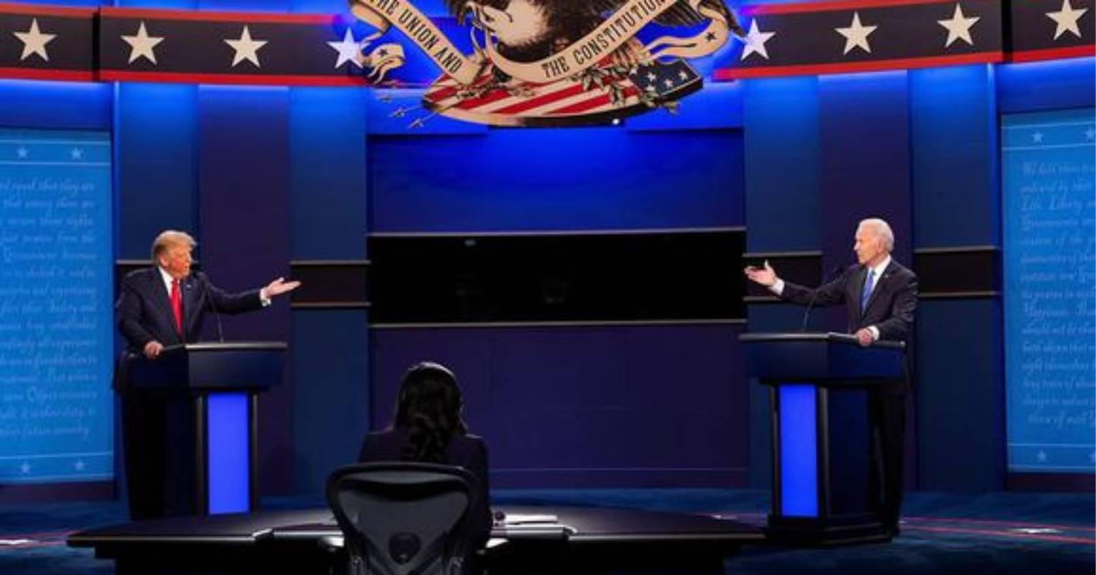 VIDEOS - Las polémicas frases que dejó el último debate entre Joe Biden y Donald Trump