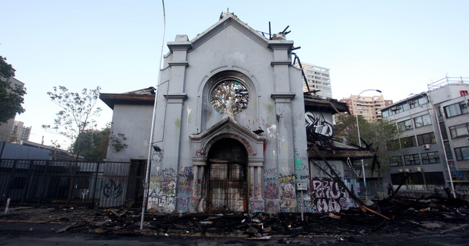 El oscuro rol que jugó la Parroquia La Asunción durante la dictadura