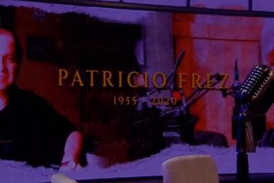 """VIDEO – """"¡El matinal de Chile!"""": El homenaje del Buenos Días a Todos a Patricio Frez"""