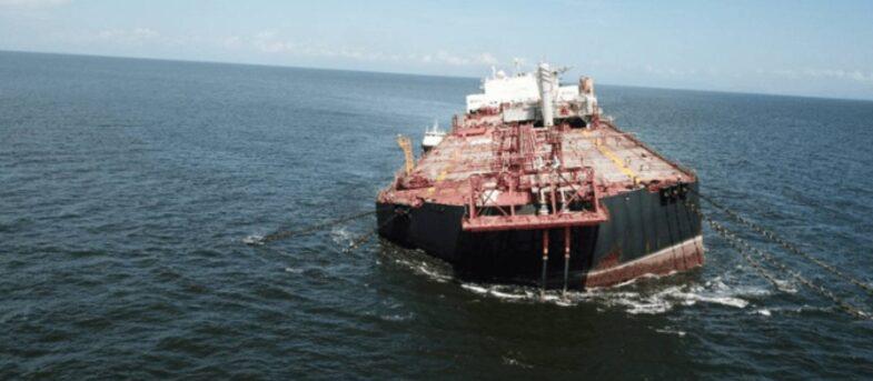 Buque venezolano se hunde en el Caribe con más de un millón de barriles de petróleo