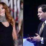 "Catalina Pulido trató de ""asqueroso"" a Mauricio Bustamante por mostrar intervención en Plaza Baquedano"