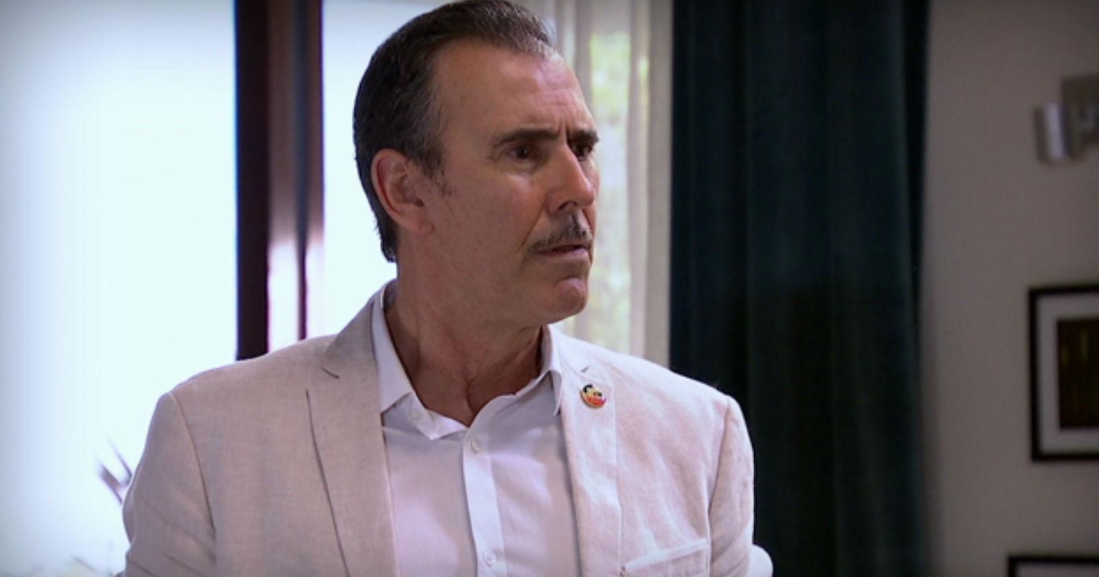 Cristián Campos se sumará a teleseries de Mega tras su bullada salida de Canal 13