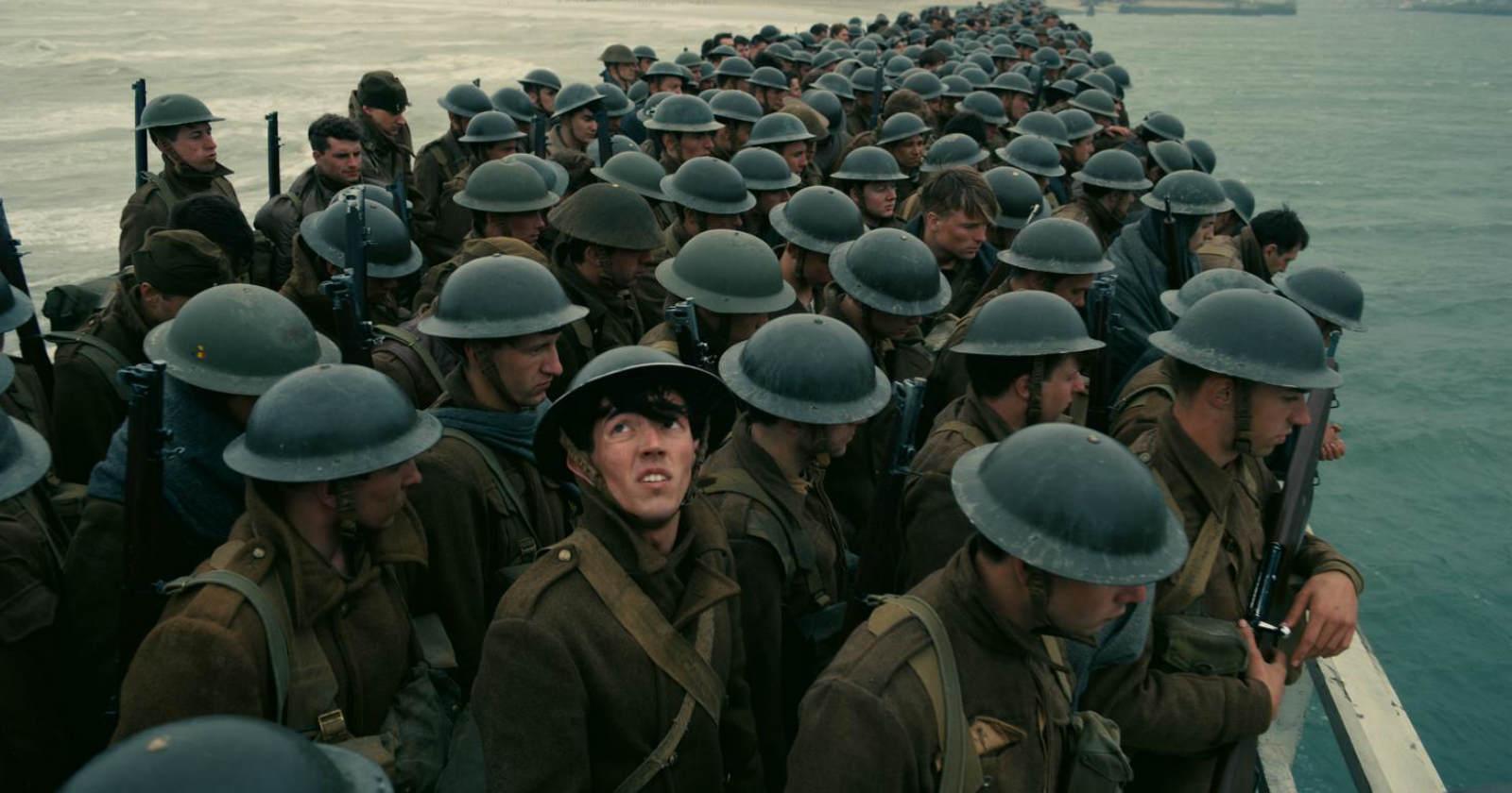 Dunkerque: la película de Christopher Nolan sobre la Segunda Guerra Mundial ya está en Netflix