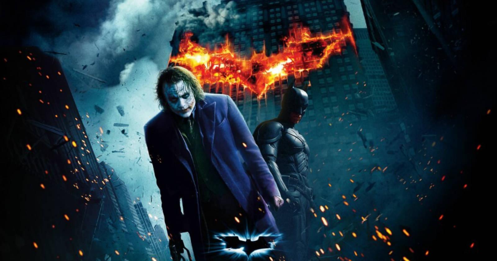 El Caballero de la Noche de Christopher Nolan ya aterrizó en Netflix