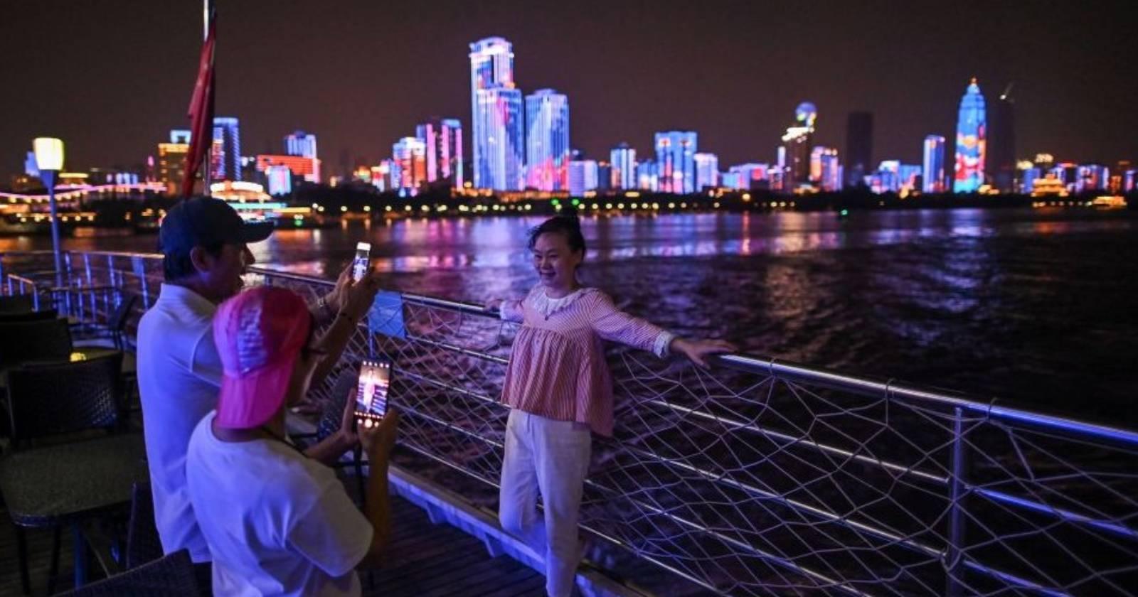 Wuhan se convierte en la ciudad más visitada de China