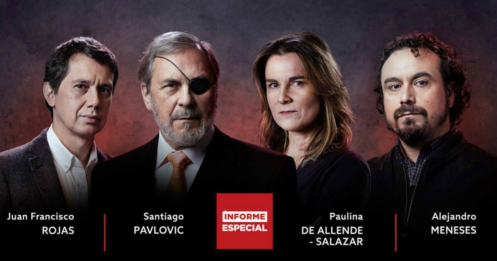 Informe Especial lideró la sintonía con debut de nueva temporada enfocada en caso de Antonia Barra