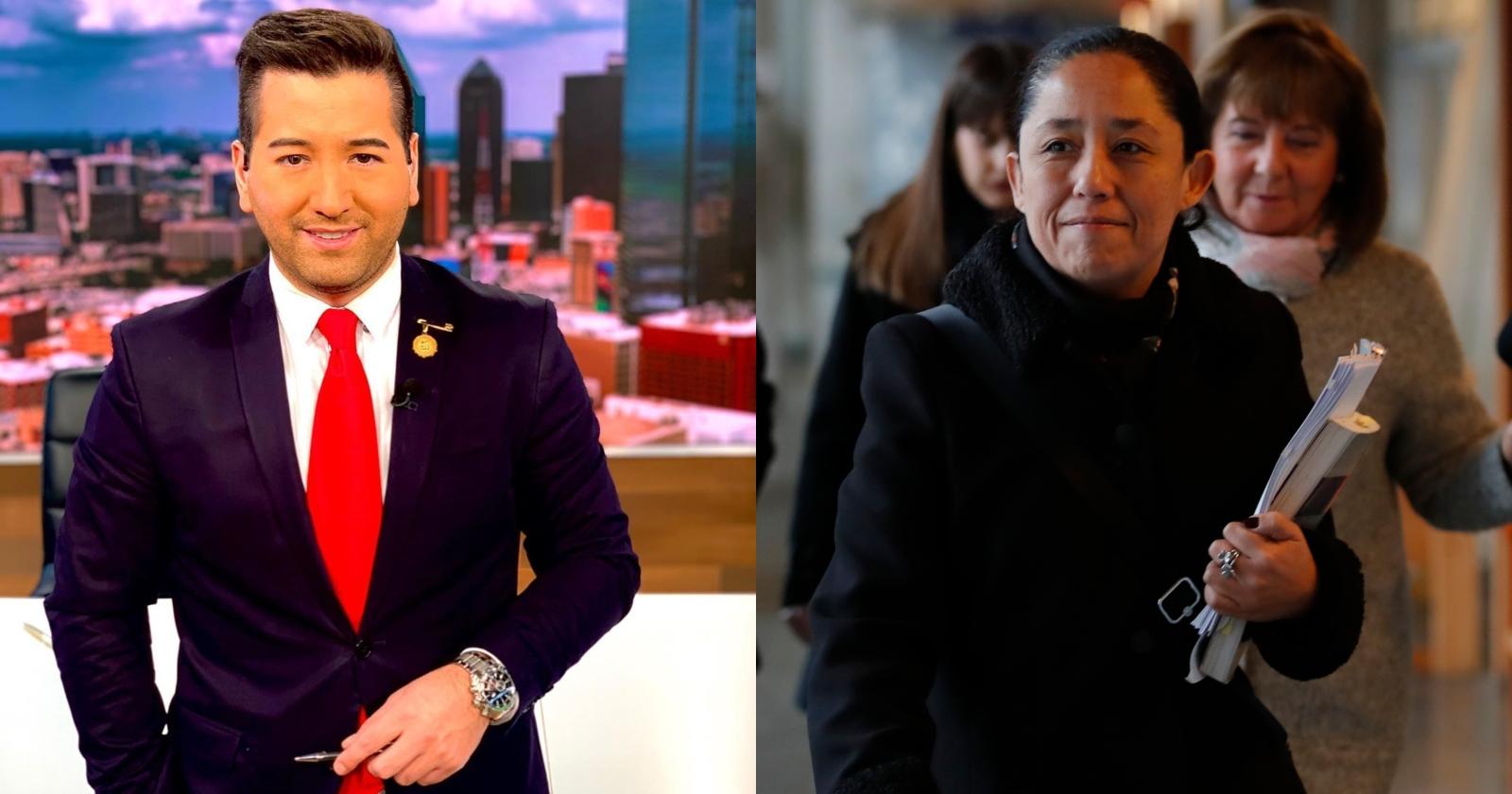 La mentira de Javier Olivares sobre el hermano de la fiscal Ximena Chong