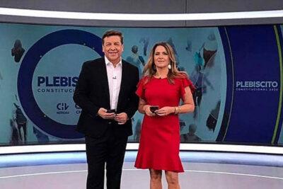 """Julio César Rodríguez y liderazgo de CHV durante el plebiscito: """"La gente ha valorado lo que hemos hecho"""""""