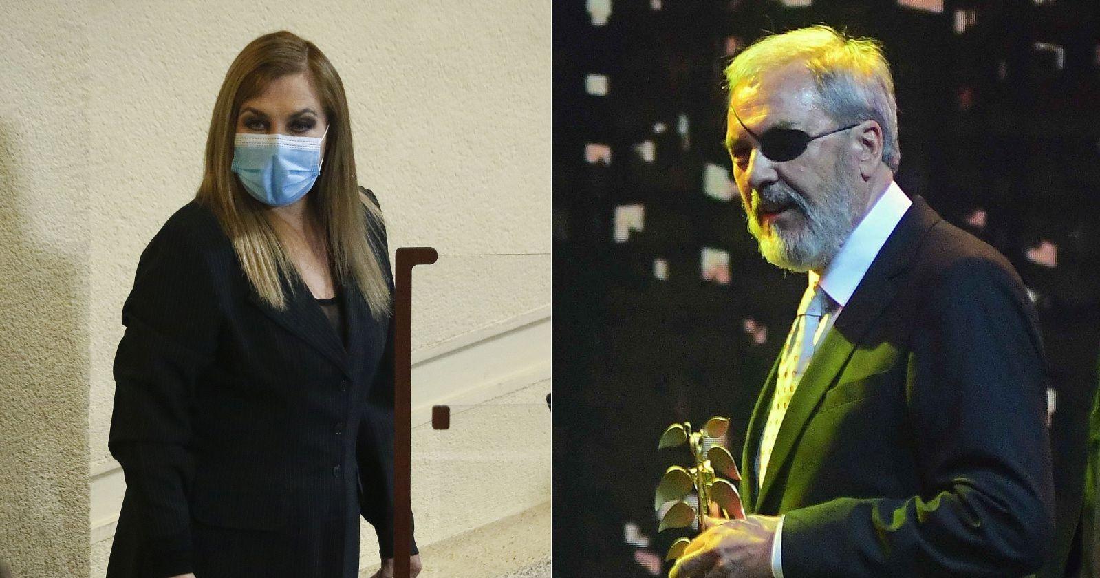 Pamela Jiles revive su enfrentamiento con Santiago Pavlovic tras reportaje de Informe Especial