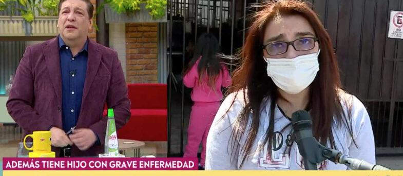 """VIDEO – """"El país de m… que tenemos"""": el desconsolado llanto de Julio César Rodríguez en pleno matinal"""