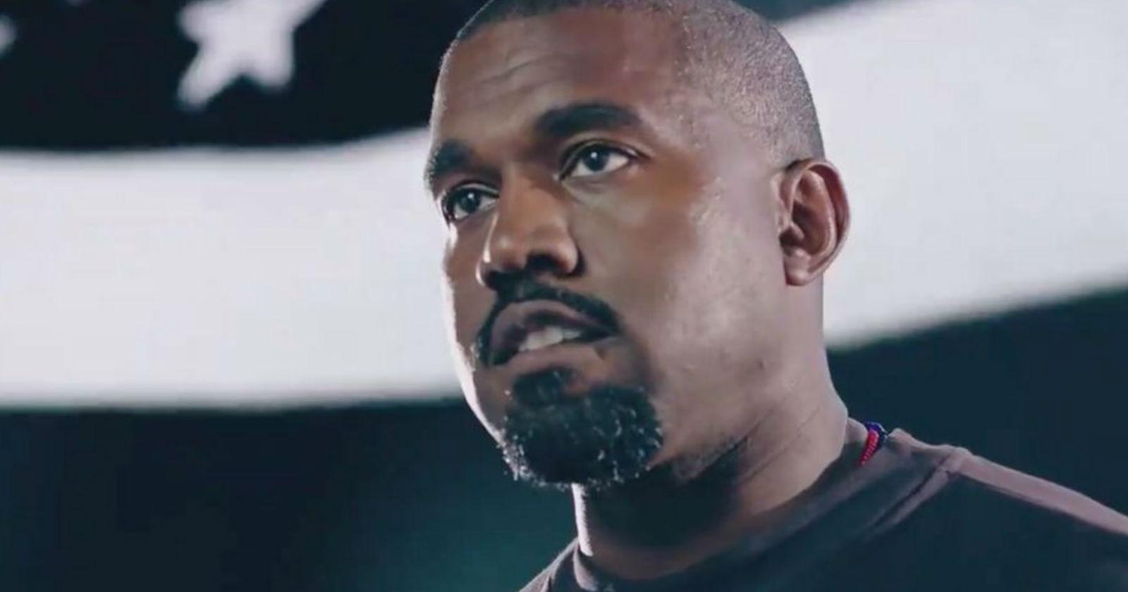 VIDEO – Kanye West comienza a promocionar su campaña presidencial con mensaje religioso