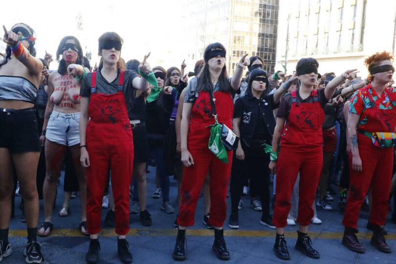 Un año de LASTESIS: el grito feminista que se convirtió en fenómeno mundial