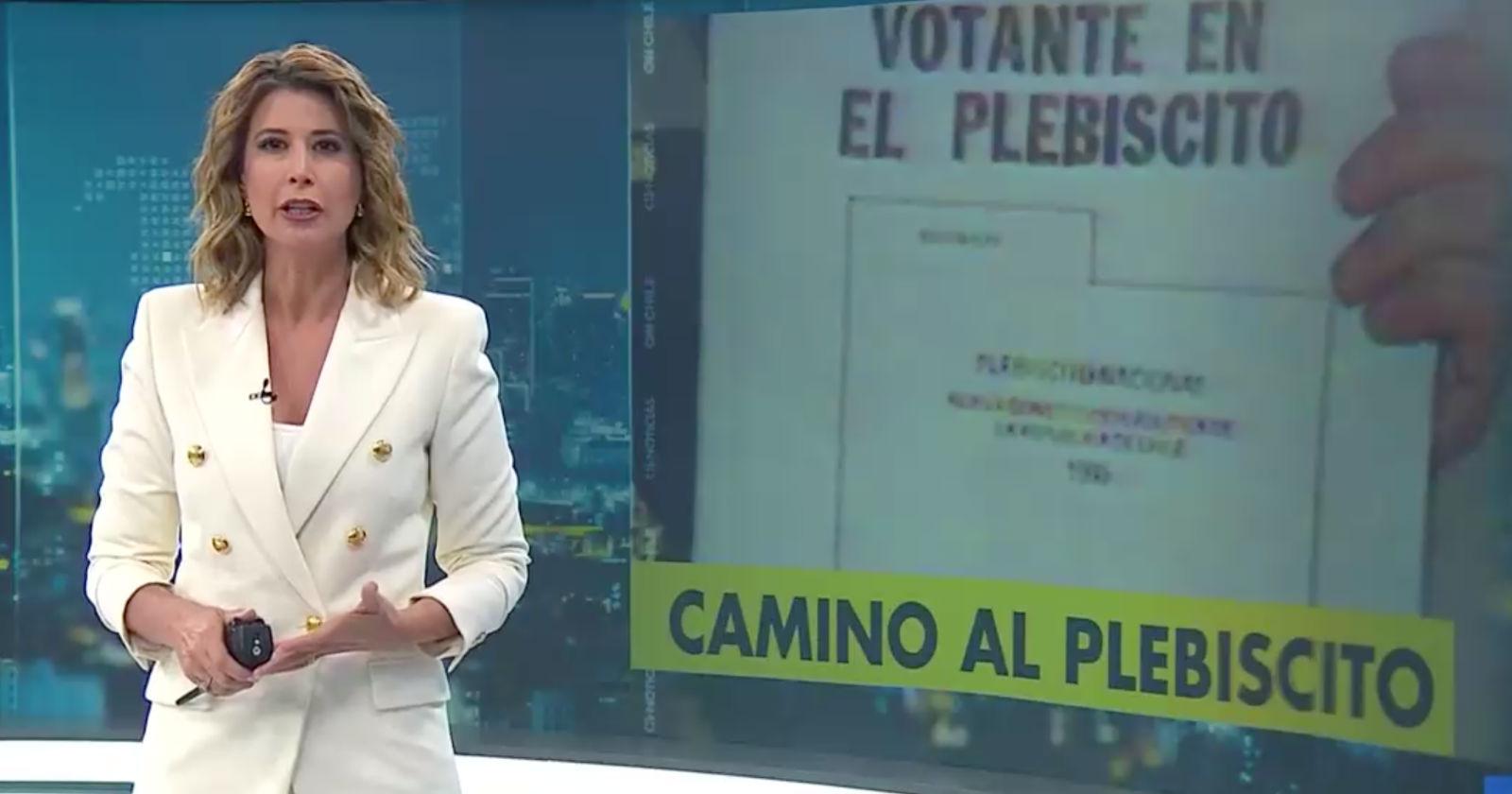 """Macarena Pizarro y especial sobre la Constitución del 80: """"Ha sido sorprendente y un enorme aprendizaje"""""""