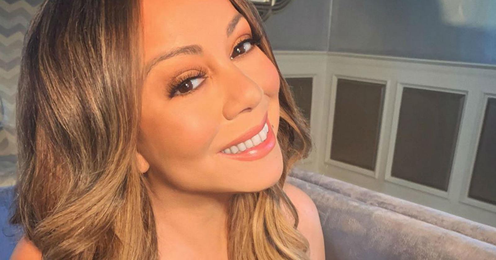 """Mariah Carey recordó relación con Luis Miguel en su libro: """"Un auténtico amante latino"""""""