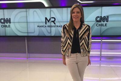 """Mónica Rincón y cobertura del plebiscito: """"Antes que informar primero, es importante informar bien"""""""