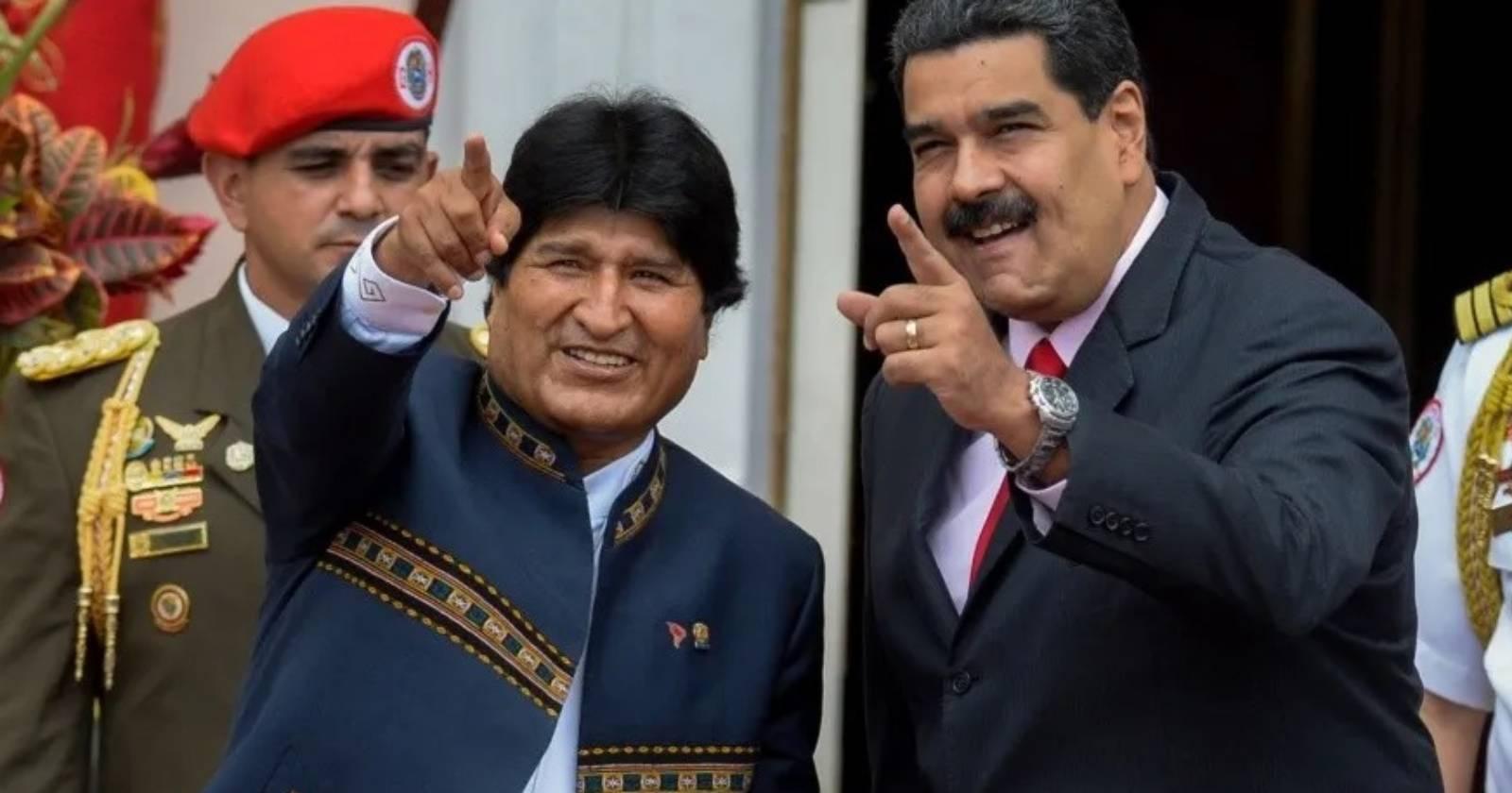 """""""Las Farc, Lula, Evo y Maduro felicitan a Chile por triunfo del Apruebo"""""""