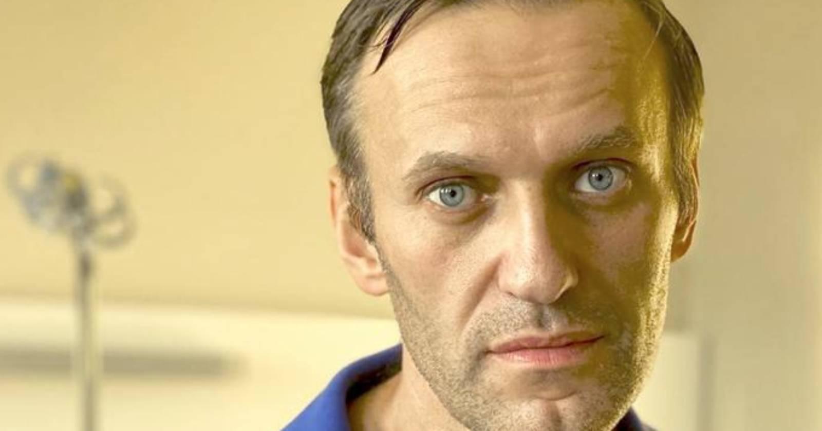 Líder opositor ruso acusó a Vladimir Putin de su envenenamiento