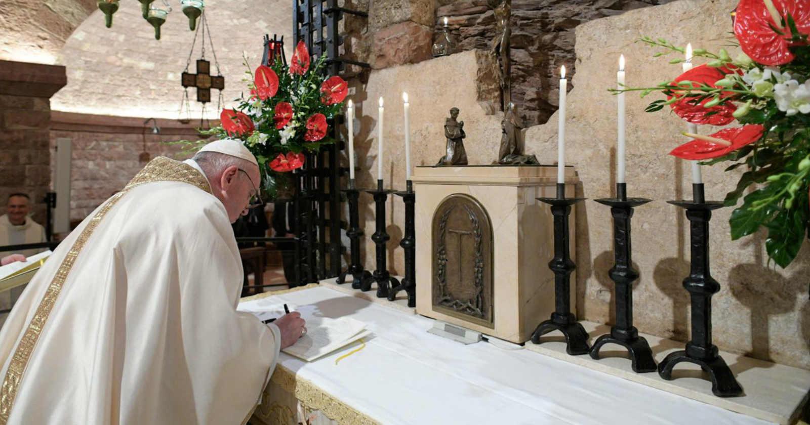 Vaticano confirmó caso de coronavirus en residencia del Papa Francisco