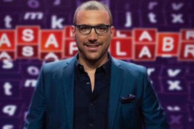 Julián Elfenbein retomará este lunes las grabaciones de Pasapalabra
