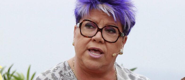 """Patricia Maldonado aclara rumores y le responde a Hugo Gutiérrez: """"Yo no me voy del país"""""""