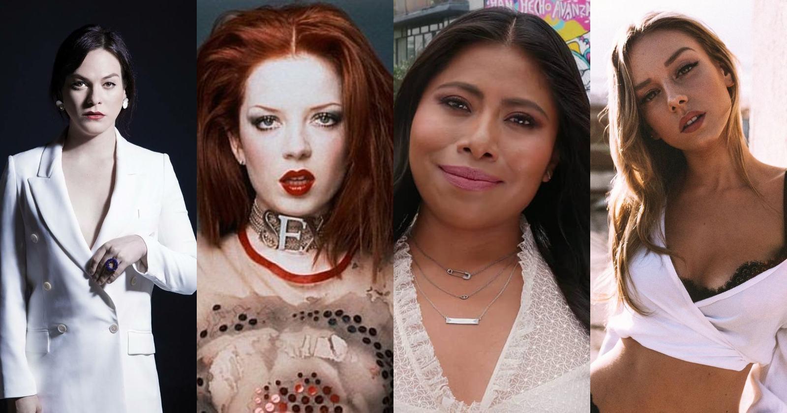 """""""Así es el proyecto que une a Daniela Vega, Shirley Manson, Yalitza Aparicio y Ester Expósito"""""""