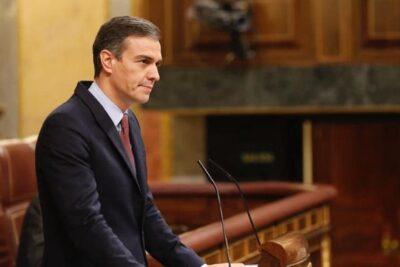 Pedro Sánchez cree que el número de contagiados con coronavirus en España supera los 3 millones