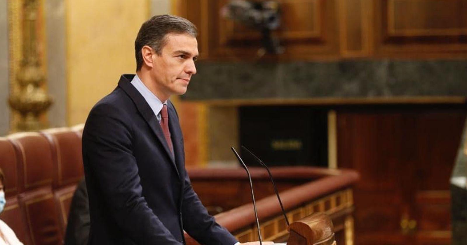 Pedro Sánchez: contagiados con coronavirus en España superarían los 3 millones