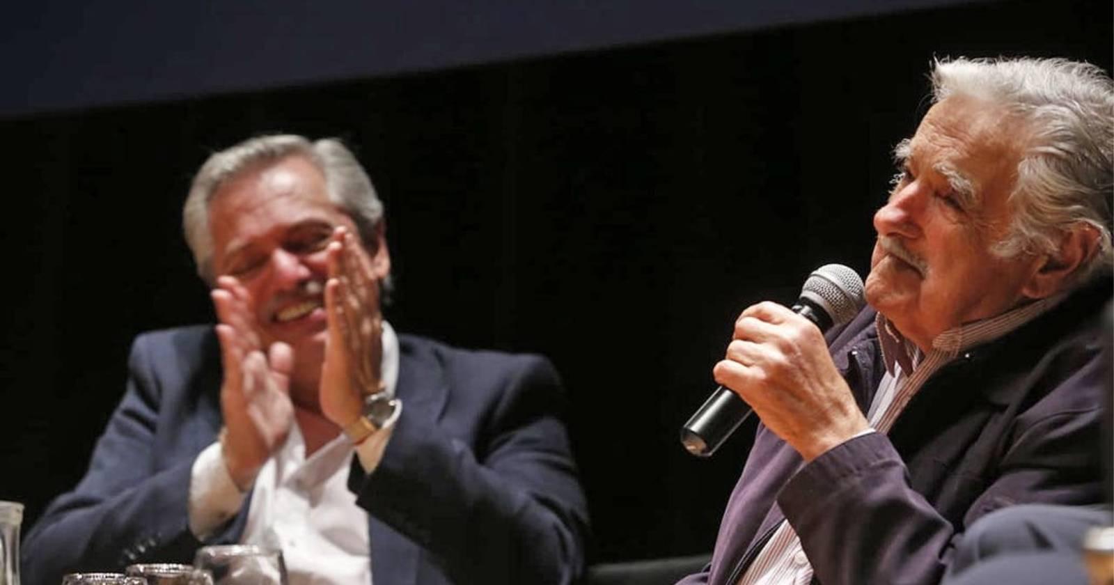 """La revelación de Pepe Mujica: Alberto Fernández no le da """"pelota"""" a Presidente de Uruguay"""