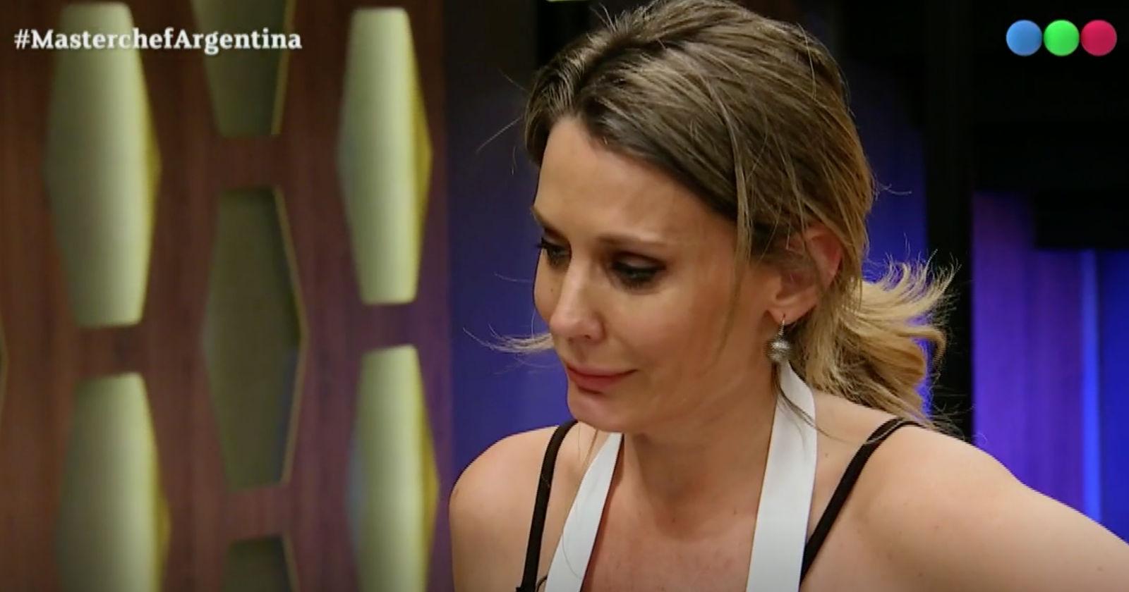 El llorado debut de Rocío Marengo en MasterChef Argentina