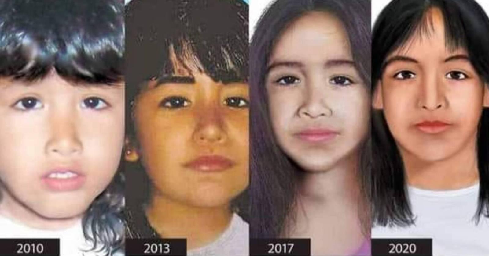 Madre de niña argentina desaparecida hace 12 años: