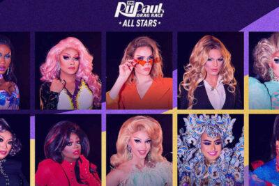 Netflix estrenó la quinta temporada de RuPaul's Drag Race All Stars 5
