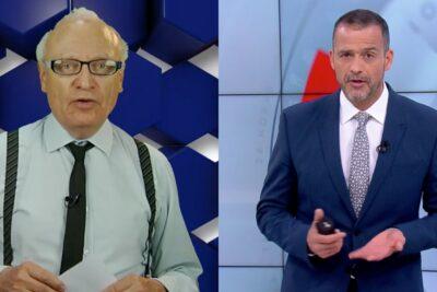 """""""Eso no es efectivo"""": TVN desmiente a Tomás Mosciatti por supuestas negociaciones con Saieh"""