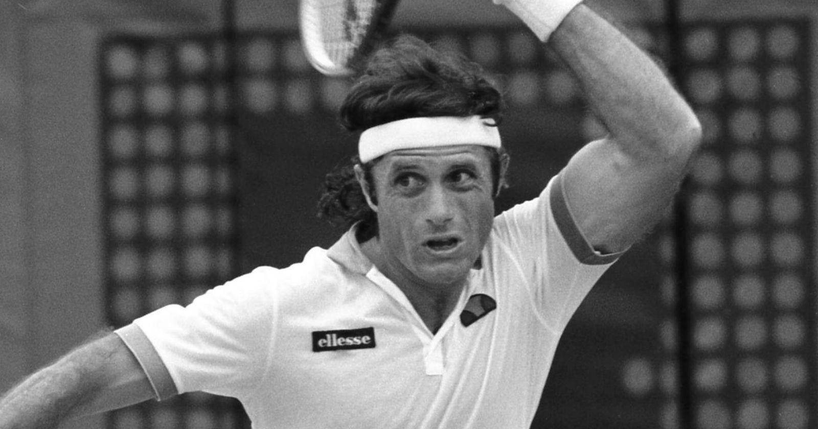 El documental de Netflix que retrata la lucha del tenista argentino Guillermo Vilas